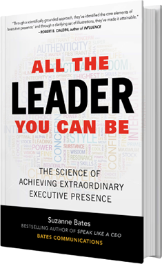 Buy the book: All The Leader You Can Be